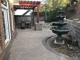 outdoor patio outdoor patio greenville sc greenville pavers
