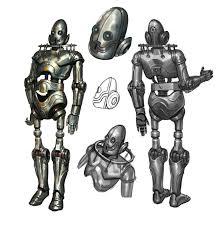 protocol droid star wars republic u2013 zach hall star
