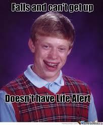 Life Alert Meme - life alert by winning3241 meme center