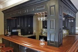 Black Bar Cabinet Minnesota Painting Company Portfolio Minneapolis Painting Company