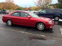 curbside classic 2003 lincoln ls v8 u2013 momentarily reach higher