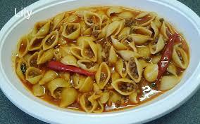 la cuisine juive tunisienne macarouna hlok coquilles la perle des la cuisine juive
