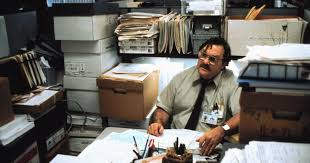 office space basement stephen root as milton waddams in office space photos saving