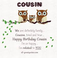 Happy Birthday Wishes For A Cousin Download Free Birthday Wishes For Cousin Male And Female The