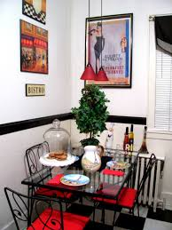 french cafe kitchen decor color turns all white kitchen into a