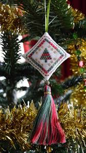 238 best needlepoint canvas u0026 fabric christmas ornaments images