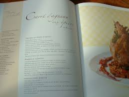 livre cuisine ducasse la cuisine de ducasse par chez lorette la table de l