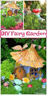 Fairy Garden Ideas by 60 Best Diy Fairy Garden Ideas Fairy Garden Houses Diy U0026 Crafts