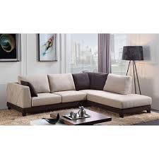 Cb2 Uno Sofa 2 Piece Sectional Sofas District 2 Piece Sectional Sofa Cb2 Thesofa