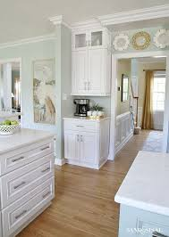 Kitchen Colours With White Cabinets Best 25 Gray Kitchen Paint Ideas On Pinterest Painting Cabinets