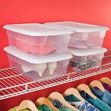 sterilite 12 quart storage box white available in case of 15 or sterilite 12 quart storage box white available in case of 15 or single unit walmart com