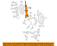 2005 dodge dakota front suspension diagram mopar front car truck shocks struts for dodge dakota genuine