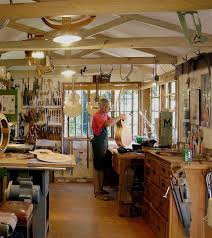Second Hand Woodworking Tools South Africa by Luthier Marc Maingard In His Studio In South Africa Cabin
