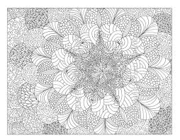 mandala coloring pages complicated coloring home
