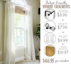 Retro Window Curtains Best 25 Farmhouse Window Treatment Accessories Ideas On Pinterest