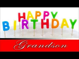 happy birthday singing cards happy birthday grandson e card greetings to you