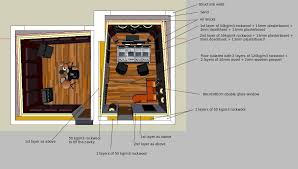 Small Studio Floor Plans by Awesome Recording Studio Design Ideas Pictures Home Design Ideas