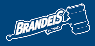 bentley university athletics logo brandeis