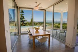 glass wall design contemporary ceiling fans and the lifestyle of urban living