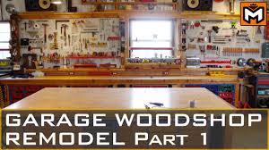 Workshop Garage Plans Others Diy Garage Workshop Garage Woodshop Woodshop Cabinets