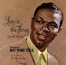 nat king cole gordon jenkins is the thing and more