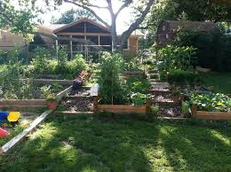 building a raised garden into a hillside 5 steps with pictures