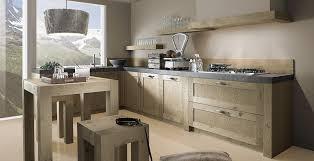 meuble cuisine en bois brut cuisine bois naturel buffet de cuisine en bois massif brut