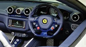 Ferrari California T Interior Tailor Made
