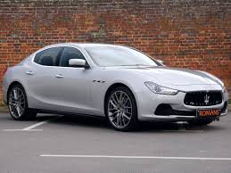 maserati ghibli wheels maserati ghibli s 3 0 v6 automatic low mileage 21in alloys