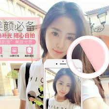 Light For Phone 2017 Wholesale T Led Fill Light For Phone Pc Camera Photographic