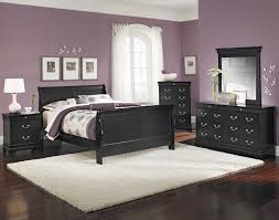 Bedroom Ideas With A Sleigh Bed The Neo Classic Collection Black Value City Furniture
