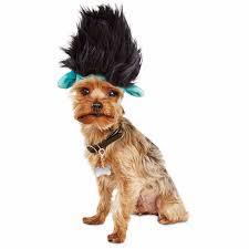 pet halloween costumes uk trolls halloween costume for dogs popsugar pets