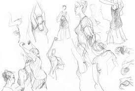 drawing flamenco mksolomon