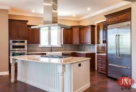 centre island kitchen designs gallery with new center design in