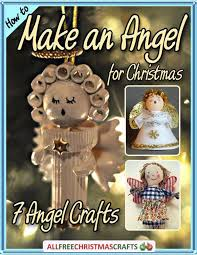 15 homemade angel ornaments allfreechristmascrafts com