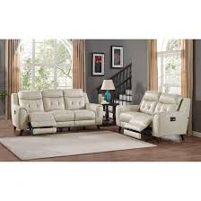 Genuine Leather Reclining Sofa Sofa Appealing Paramount Leather Reclining Sofa And Loveseat Set