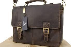 borsa porta documenti borsa portadocumenti in pelle messenger visconti olio marrone