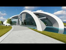 building concept google futuristic modern building concept youtube