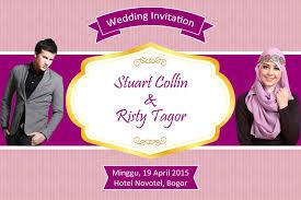 software pembuat undangan online jasa pembuatan desain undangan pernikahan sebar online youtube