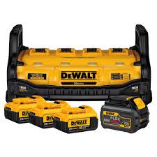 Portable Garage Home Depot Dewalt Portable Power Station With Flexvolt 1 60 Volt And 3 20