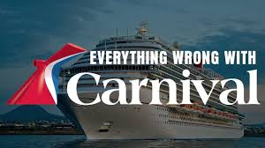 Carnival Cruise Meme - everything wrong with carnival cruises youtube