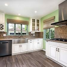 how to turn kitchen cabinets into shaker style 10 budget kitchen ideas with white shaker cabinets in 2020