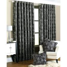Grey Curtains 90 X 90 Black And Gray Curtains Dynamicpeople Club