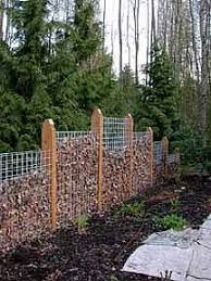 alternative to fences would be great for a vegetable garden when