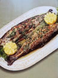 comment cuisiner la truite truite grillée sauce à l ail recette croate ideoz voyages