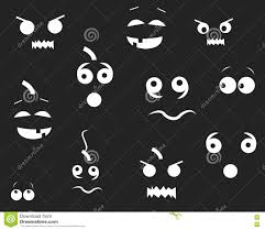 halloween background funny happy halloween funny pumpins eyes in the dark party background