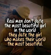 real don t date the most beautiful in the world they