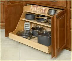 kitchen cabinet organizer pull out drawers with sliding baskets