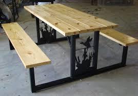 Custom Metal Fire Pits by Muck Cart Bridle Rack Rustic Furniture Plasma Art Beds