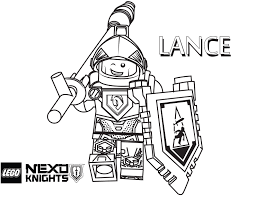 lego nexo knights coloring pages free printable lego nexo